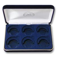 6-Coin Velour Case