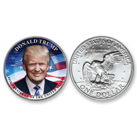 Donald Trump Presidential Dollar