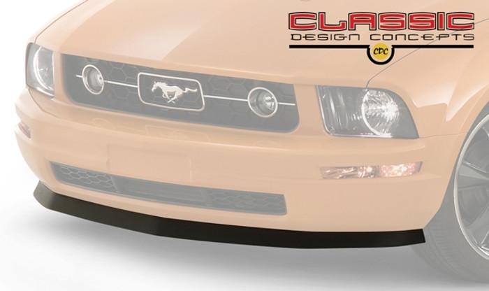 Mustang V6 Chin Spoiler (2005-09)