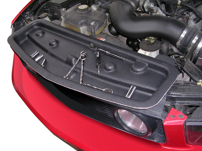 2005-2009 Mustang Mechanics Catch All