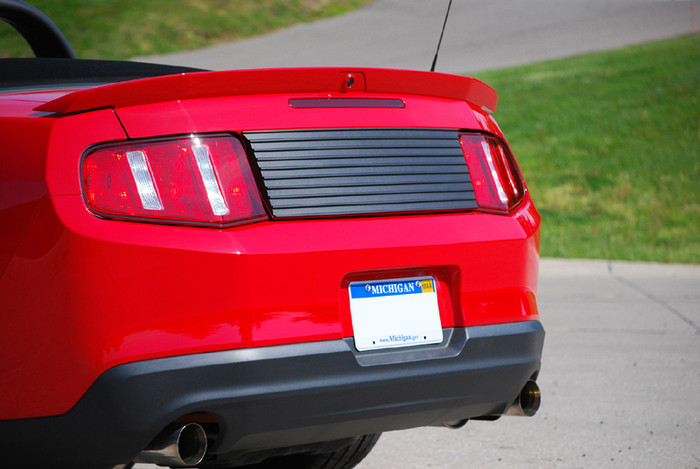 Mustang Deck Lid Trim Panel (2010-14)