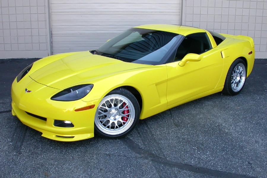 C6 Corvette Chin Spoiler (2005-13)