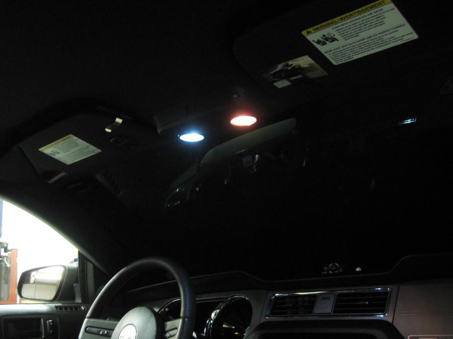 LED Upgrade VS Stock Halogen