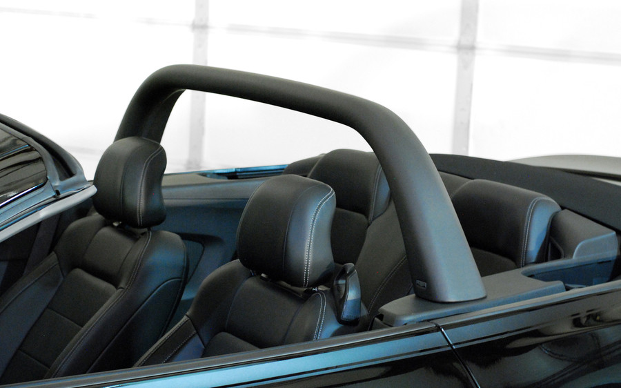 2015 Mustang Lightbar, Front View