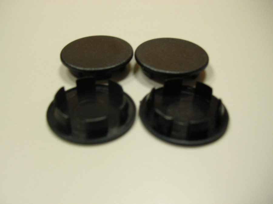 "Mustang 1"" Poly Plugs for LightBar (1994-04)"