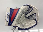 CCM Extreme Flex 2 Goalie Glove SKAPSKI Hartford Wolf Pack Pro stock AHL (2)