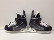 BAUER VAPOR X90 CUSTOM PRO STOCK ICE HOCKEY SKATES 11 C NEW YORK RANGERS MCDONAGH NHL NEW