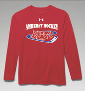 AHA Under Armour Long Sleeve Locker Tee