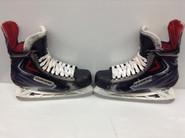 BAUER VAPOR APX2 CUSTOM PRO STOCK ICE HOCKEY SKATES 8.75 D USED NHL