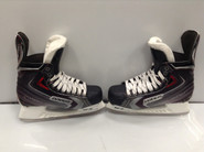 BAUER VAPOR X90 CUSTOM PRO STOCK ICE HOCKEY SKATES 8.75 D 8 D USED NHL Rangers MOORE