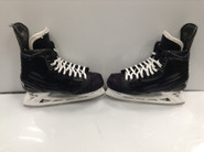 BAUER NEXUS 7000 CUSTOM PRO STOCK ICE HOCKEY SKATES  9.25  D USED NHL Rangers STALBERG (2)