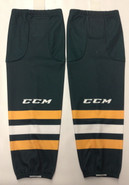 "CCM EDGE CUSTOM HOCKEY SOCKS SUBLIMATED SR XL 28"" UVM NCAA"