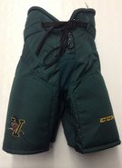 CCM HP30 Custom Pro Hockey Pants Large +1 UVM Catamounts New