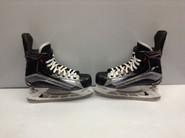 BAUER VAPOR 1X CUSTOM PRO STOCK ICE HOCKEY SKATES 7.75 E USED HARTFORD WOLFPACK CUSTOM AHL