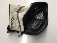 Reebok XLT Goalie Glove Catcher SERVISS Pro stock NCAA Custom