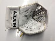 Vaughn V6 2000 Goalie Glove GUDLEVSKIS Syracuse Crunch Pro stock AHL