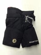 Easton Pro 15 Custom Pro Stock Hockey Pants Black Large Boston Bruins NHL