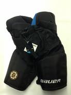 Bauer Nexus Custom Pro Stock Hockey Pants Black Large  Boston Bruins NHL KELLY