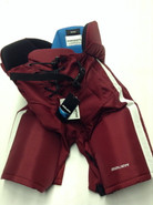 Bauer Nexus Custom Pro Hockey Pants UMASS AMHERST MINUTEMEN Medium Pro Stock NCAA
