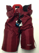Bauer Vapor Custom Pro Hockey Pants UMASS AMHERST MINUTEMEN Large Pro Stock NCAA