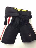 Warrior Franchise Custom Pro Hockey Pants Medium Northeastern Huskies Used #26