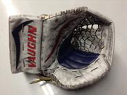 Vaughn Velocity V7 XF Carbon  Goalie Glove Halverson Hartford Wolfpack Pro stock AHL