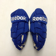"Reebok HG 10KN Pro Stock Custom Hockey Gloves 15"" CT Whale NEW"