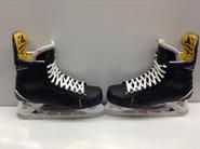 BAUER SUPREME 1S CUSTOM PRO STOCK ICE HOCKEY SKATES 9 9.25 C AHL Used SCHNEIDER