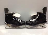 BAUER SUPREME 1S CUSTOM PRO STOCK ICE HOCKEY SKATES 10.5 D AHL Used PEDRIE