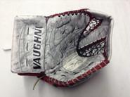 Vaughn V5 7800 Goalie Glove GEORGIEV Pro stock NHL New York Rangers (2)