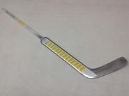 """Warrior Ritual CR1 Custom LH Pro Stock Goalie Stick 26"""" Custom Khudobin Boston Bruins NHL"""