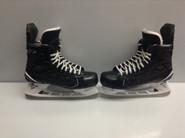 BAUER SUPREME 1S CUSTOM PRO STOCK ICE HOCKEY SKATES 9 D NEW YORK RANGERS GRABNER NHL USED