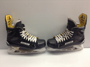 BAUER SUPREME 1S CUSTOM PRO STOCK ICE HOCKEY SKATES 10 D NHL USED