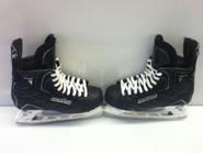BAUER NEXUS 1000 CUSTOM PRO STOCK ICE HOCKEY SKATES 8.5 D USED AHL