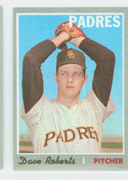 1970 Topps Baseball 151 Dave Roberts San Diego Padres Near-Mint