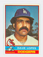 1976 Topps Baseball 660 Dave Lopes Los Angeles Dodgers Excellent to Mint