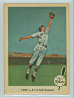 1959 Fleer Ted Williams 8 First Full Season Excellent to Mint