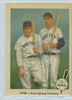 1959 Fleer Ted Williams 11 First Spring Excellent to Mint