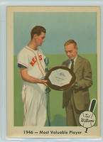 1959 Fleer Ted Williams 32 Most Valuable Player Near-Mint