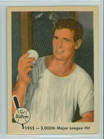 1959 Fleer Ted Williams 56 2000th Hit Near-Mint to Mint