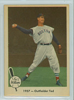 1959 Fleer Ted Williams 61 Outfielder Ted Near-Mint