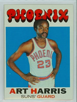 1971 Topps Basketball 32 Art Harris Pheonix Suns Excellent to Mint
