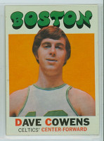 1971 Topps Basketball 47 Dave Cowens ROOKIE Boston Celtics Excellent to Mint