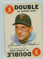 1968 Topps Game 5 Harmon Killebrew Minnesota Twins Good to Very Good