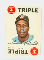 1968 Topps Game 7 Frank Robinson Baltimore Orioles Near-Mint