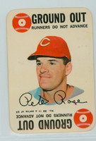 1968 Topps Game 30 Pete Rose Cincinnati Reds Excellent to Mint