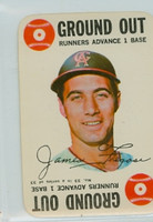 1968 Topps Game 33 Jim Fregosi California Angels Excellent