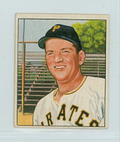 1950 Bowman Baseball 69 Wally Westlake Pittsburgh Pirates Very Good to Excellent