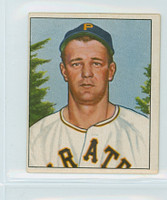 1950 Bowman Baseball 70 Bob Chesnes Pittsburgh Pirates Very Good to Excellent