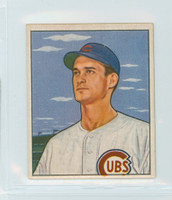 1950 Bowman Baseball 231 Preston Ward Chicago Cubs Excellent to Excellent Plus